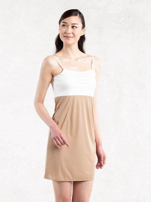 White Camisole Dress