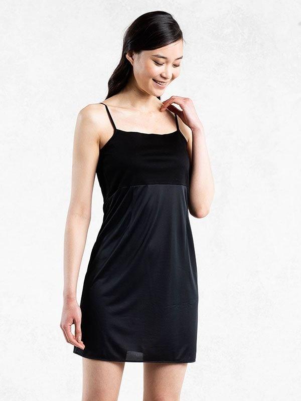 Black Camisole Dress