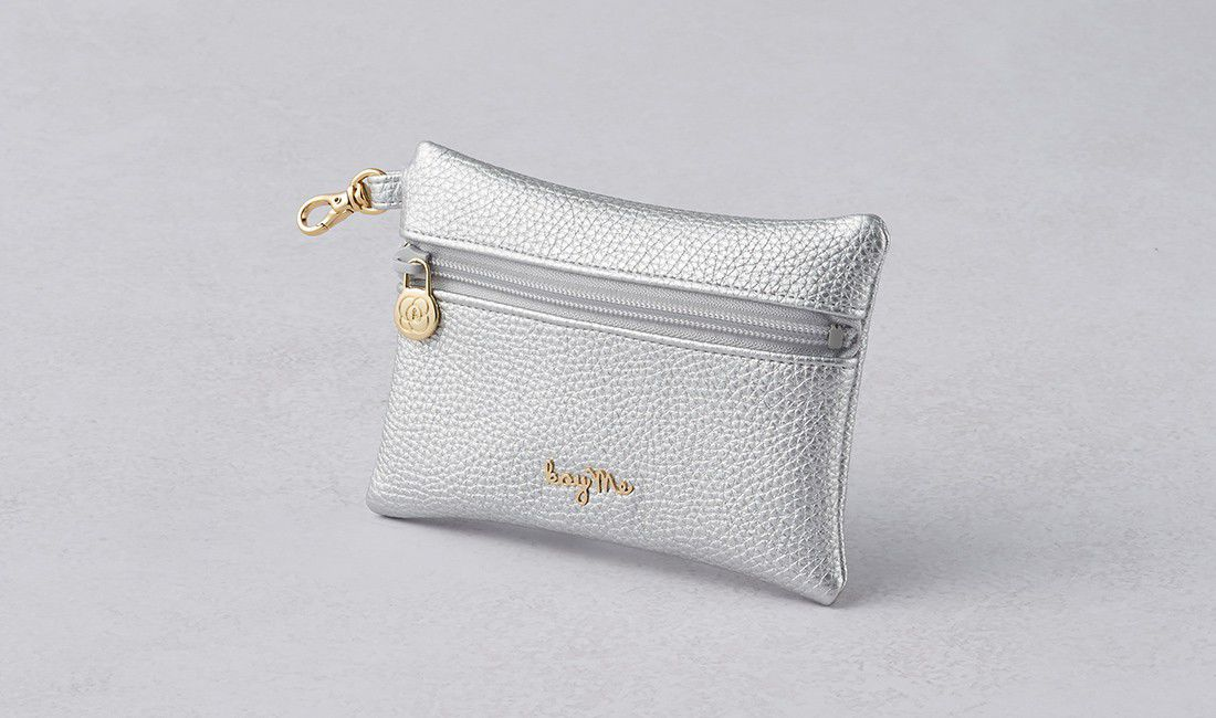 Silver ​Valuables pouch