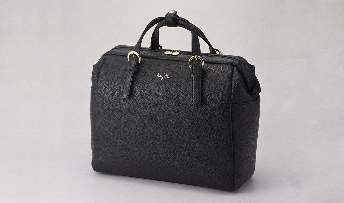Black Two-way Business Bag 2.0