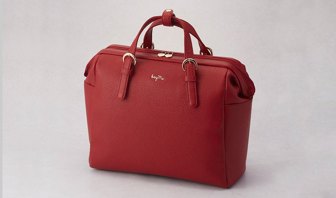Red Two-way Business Bag 2.0