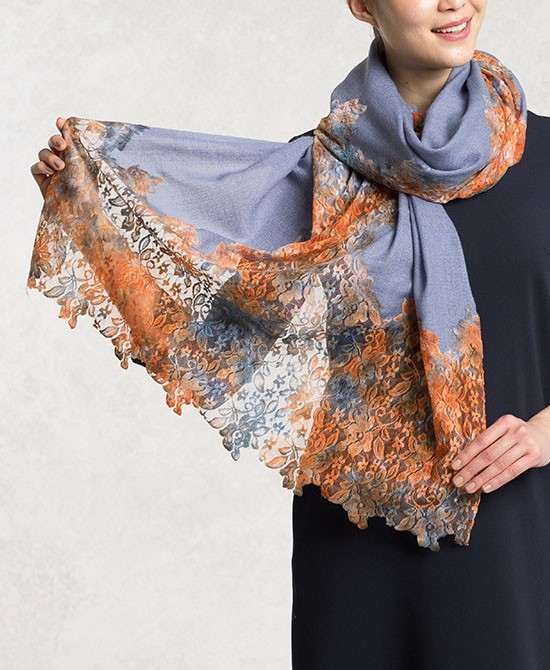 Marigold I-lace Gradation